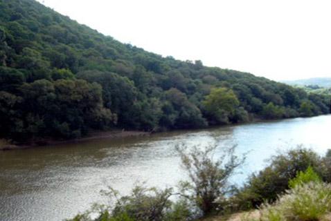 Inventário rio Camaquã