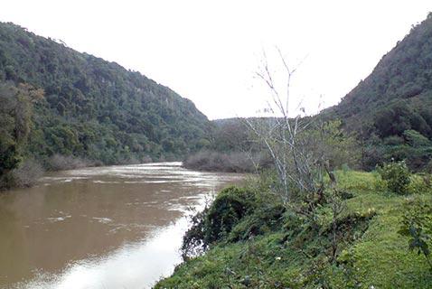 Inventário rio Jacuizinho