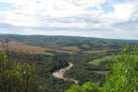 Inventário rio Piratini